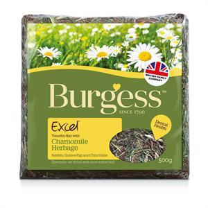BURGESS EXCEL CAMOMILE HERBAGE 500G Image 1