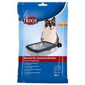 TRIXIE LITTER TRAY BAGS EXTRA LARGE 56X71CM (pack of 10) Image 1