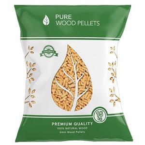 Platinum Plus/Verdo Wood Pellets 15kgs Image 1