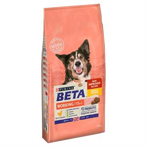 Beta Working Dog Food1+Years 14kg Image 1