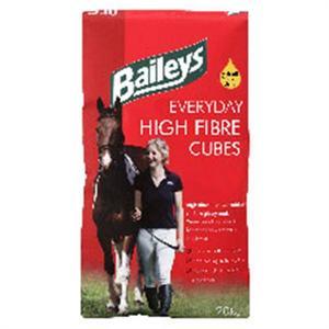BAILEYS EVERYDAY HIGH FIBRE CUBES 20KGS Image 1