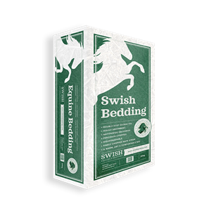 SWISH BEDDING (Chopped Rape Straw) NEW Image 1