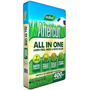 WESTLAND AFTERCUT ALL IN ONE (LAWN WEED & MOSS KILLER 400M2 Image 1
