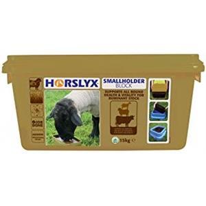 HORSLYX SMALLHOLDER BLOCKS 15KGS Image 1