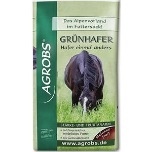 Agrobs Grunhafer 15kgs (Green Oat Chaff) Image 1