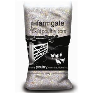 ForFarmers Classic Mixed Poultry Corn 20kg Image 1