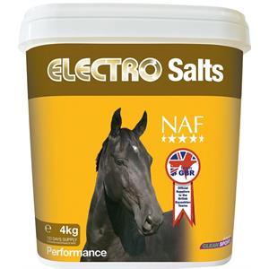 NAF ELECTRO SALTS 4KG Image 1