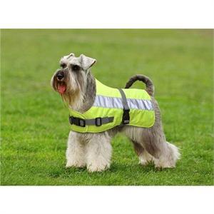FLECTALON HIGH-VIZ DOG JACKET 16 inch Image 1