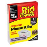 THE BIG CHEESE ULTRA POWER MOUSE KILLER READY BAITED STATION thumbnail