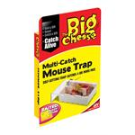 THE BIG CHEESE STV162 MULTI MOUSE LIVE TRAP SMALL thumbnail