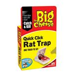 THE BIG CHEESE STV115 QUICK CLICK RAT TRAP thumbnail