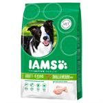 IAMS for Vitality Adult Small & Medium Dog Food with  Fresh chicken 12kg thumbnail