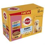 PEDIGREE POUCH in JELLY PUPPY 12*100G thumbnail