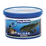 KING BRITISH ALGAE WAFERS WITH (IHB) 100G thumbnail