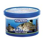 KING BRITISH CATFISH PELLET WITH (IHB) 65G thumbnail