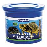 KING BRITISH TURTLE AND TERRAPIN FOOD 200G thumbnail