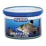 KING BRITISH CATFISH PELLETS WITH (IHB) 200G thumbnail