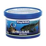KING BRITISH ALGAE WAFERS WITH (IHB) 40G thumbnail
