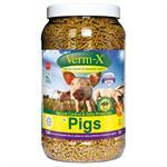VERM X HERBAL PELLETS FOR PIGS 1.5KG TUB thumbnail
