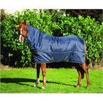 Amigo Pony Insulator Plus Medium 200g Navy and White thumbnail