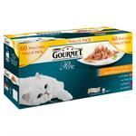 GOURMET PERLE POUCH CHEFS COLLECTION 60*85GM - NEW BULK PACK thumbnail