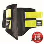 WOOF WEAR REFLECTIVE CLUB HORSE BOOT SIZE 1 SMALL thumbnail