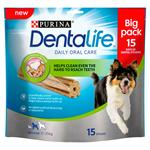DENTALIFE MEDIUM DOG CHEWS CHICKEN (Pack of 15) thumbnail