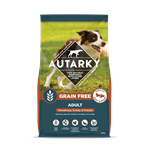 Autarky Adult Dog Food Grain Free Turkey & Potato 12kg thumbnail