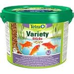 TETRA POND VARIETY STICKS BUCKET 10 LITRE / 1650G  thumbnail