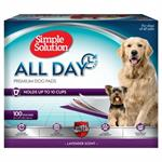 Simple Solution Training Puppy Pads Box of 100 thumbnail