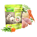 NATURES MENU DOG 8*300G (TURKEY & CHICKEN with vegetables & rice) thumbnail