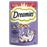 DREAMIES CAT TREATS 60G - DUCK FLAVOUR thumbnail