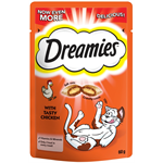 DREAMIES CAT TREATS 60G -  TASTY CHICKEN FLAVOUR  thumbnail