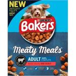BAKERS COMPLETE MOIST MEATY MEALS with TASTY BEEF 1KG thumbnail
