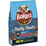 BAKERS COMPLETE MOIST MEATY MEALS with TASTY BEEF 2.7KG thumbnail