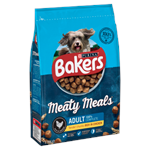 BAKERS COMPLETE MEATY MEALS with TASTY CHICKEN 2.7KG thumbnail