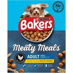 BAKERS COMPLETE MEATY MEALS with TASTY CHICKEN 1KG thumbnail