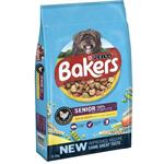 BAKERS COMPLETE SENIOR DOG FOOD 7+  (CHICKEN) 12.5KG thumbnail