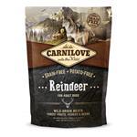 CARNILOVE ADULT DOG REINDEER 1.5kg thumbnail