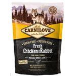 CARNILOVE ADULT DOG FRESH CHICKEN & RABBIT 1.5kg thumbnail