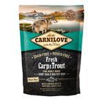 CARNILOVE ADULT DOG FRESH CARP & TROUT 1.5KG thumbnail