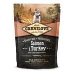 CARNILOVE PUPPY LARGE BREED SALMON & TURKEY 1.5KG thumbnail
