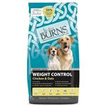 BURNS WEIGHT CONTROL DOG FOOD 12KG thumbnail