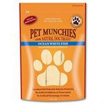 PET MUNCHIES OCEAN WHITE FISH 100G  thumbnail