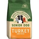 James Wellbeloved Dog Senior Turkey & Rice 15kg thumbnail