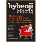 BYBENJI BILTONG DOG TRAINING TREATS 80GM Thumbnail Image 1