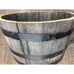 Planter + Compost deal 1 x Oak Barrel + 2 x 70 Ltr Westland Compost thumbnail