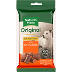 NATURES MENU MINI DOG TREATS WITH CHICKEN 65G thumbnail