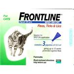 FRONTLINE SPOT ON 0.5ML CAT 3 PACK thumbnail