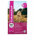 EUKANUBA PLATINUM PERFORMANCE WORKING & ENDURANCE DOG FOOD 15KG thumbnail